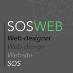 SOSWEB Web – designer